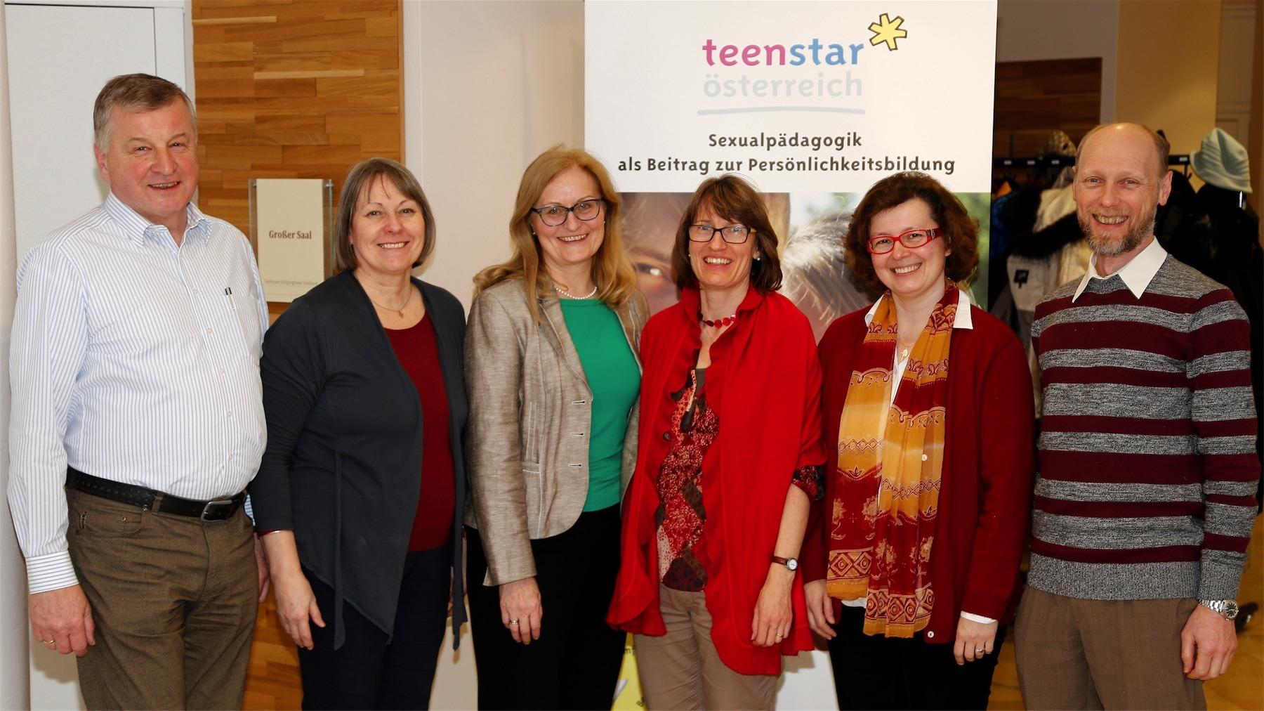 Vorstand Teenstar